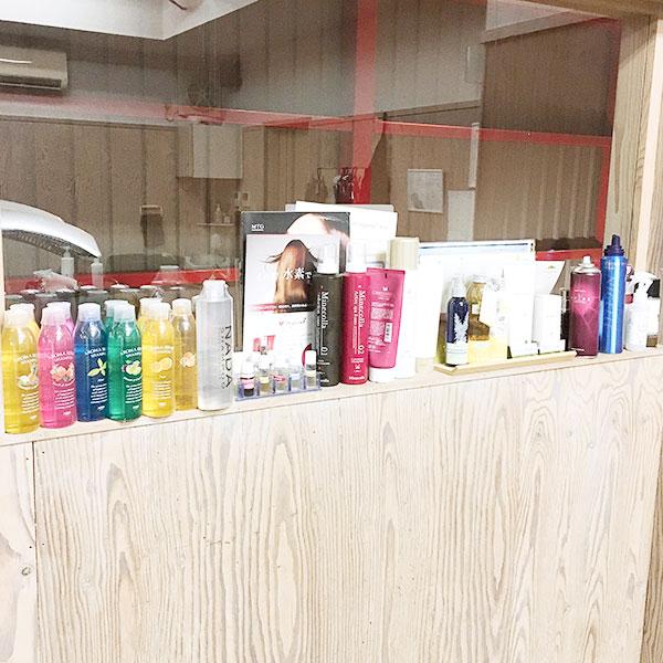 東京 大島 美容室 Hair&Make Tiara(ヘアーメイクティアラ) 店内イメージ7